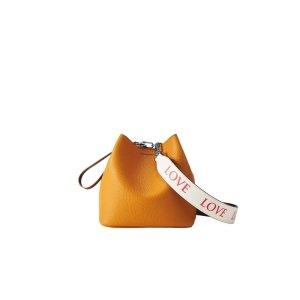 Pingo Bag 20 Basic Lettering Line Set _Mustard | W Concept