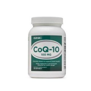 $9.99起+额外8折GNC 辅酶Q-10热卖 心脏发动机