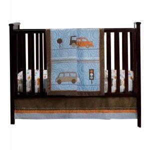 Carter's婴儿床床品4件套
