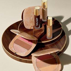 5折+额外9折Marc Jacobs Beauty 精选彩妆促销 收咖啡因粉底 综合修容盘