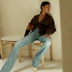 一律$997 For All Mankind 牛仔裤专场闪促 超多款式、颜色可选