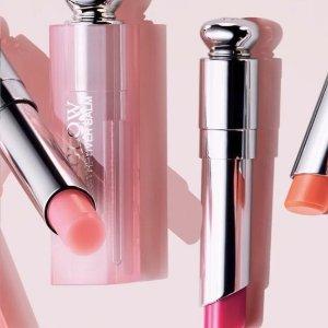 9折+退17% VAT税Dior彩妆品热卖 $26收变色唇膏 轻松get嘟嘟唇