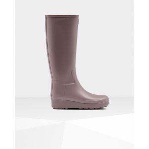 Hunter长筒雨靴