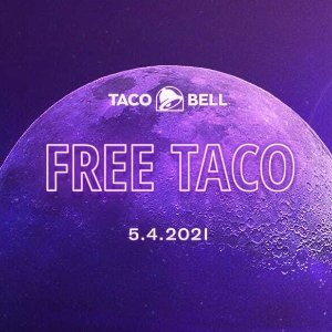 Get a Free Crunchy TacoTACO BELL CELEBRATE THE TACO MOON
