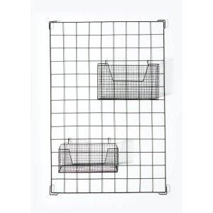 铁丝墙架-带小篮子