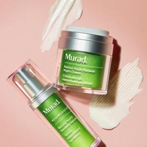 20% Off + Free ShippingMurad Skincare Friends & Family Sale