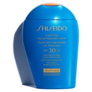 Shiseido新艳阳防晒SPF30 100ml