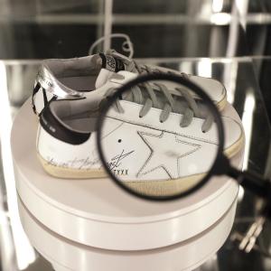 低至4折Mytheresa 大牌设计专场 麦昆小白鞋$392