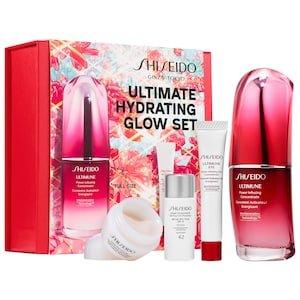Ultimate Hydrating Glow Set - Shiseido | Sephora