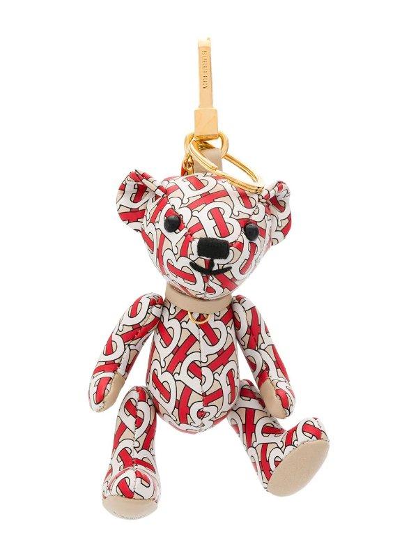 小熊钥匙链