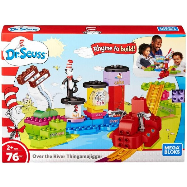 Dr. Seuss 苏斯博士76粒套装