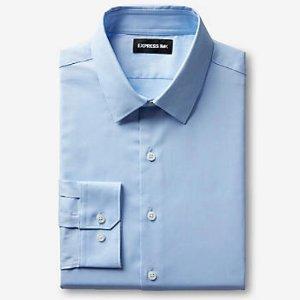 For $60 ($15 Each)4 Men's Dress Shirts @ Express