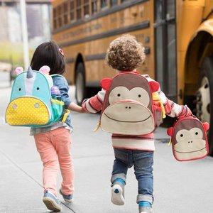7折+免邮Skip Hop 超可爱儿童书包、午餐包、水杯特卖