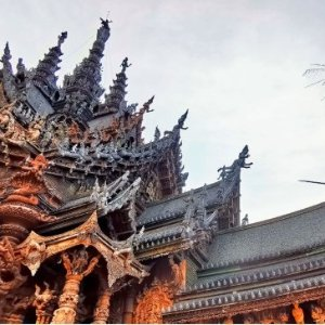 往返$522 搭乘ANA休斯顿至泰国曼谷往返机票超好价
