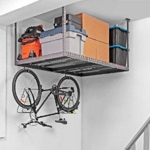 低至7折+包邮限今天:The Home Depot官网 车库整理架、储物柜等促销