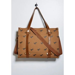 Get 40% Off when spend $175Camp Director Zipped Tote