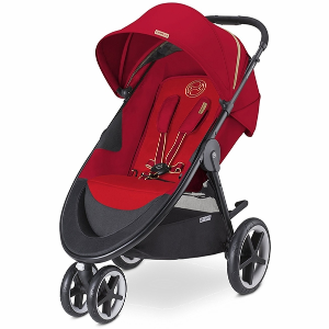 $99Cybex Eternis M3 Stroller - Hot & Spicy