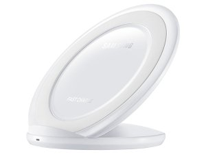 $39Samsung Fast Charge Wireless Charging Stand W/ AFC Wall Charger