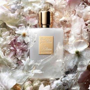 Free Deluxe SamplesDealmoon Exclusive: Kilian Paris Sitewide Beauty Bonus Event