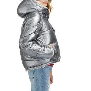 全场$26起 反季买划算Nordstrom 外套热卖 MaxMara羊毛大衣$291 收Nike合作款外套