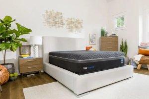 Sealy Posturepedic Hybrid Premium Silver Chill Firm床垫,Queen号