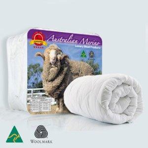 Aus Made 100% 羊毛被