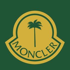 告别臃肿做潮人>>Moncler X Palm Angels 秋冬联名 顶级羽绒服 X 极致潮牌