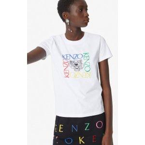 Kenzo老虎T恤