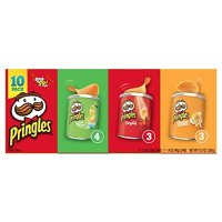 Pringles 10罐3种口味品客缤纷薯片