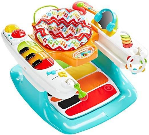 4-合-1 宝宝脚踏钢琴