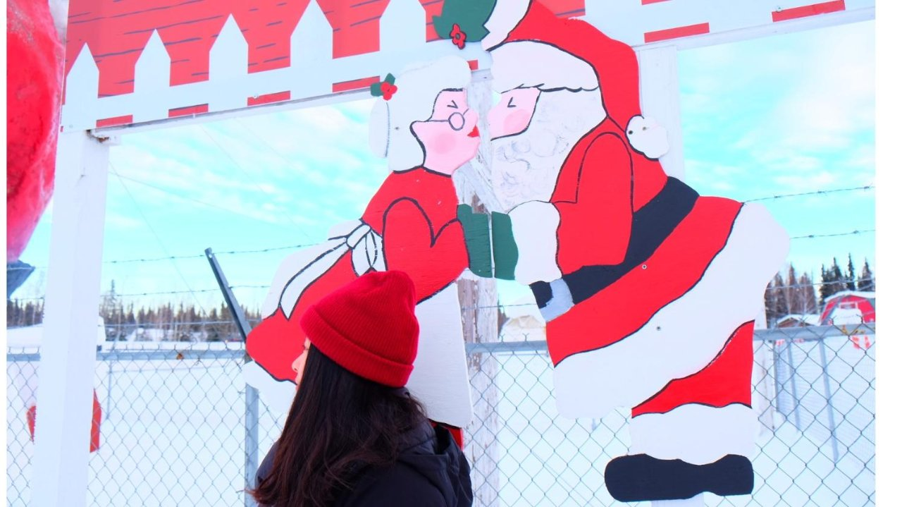 这个冬天去阿拉斯加看极光和见圣诞老人吧!🎅(阿拉斯加旅游小干货)