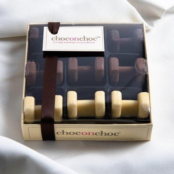 巧克力哑铃