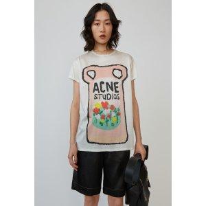 Acne Studios爆款 手慢无!牛奶盒T恤