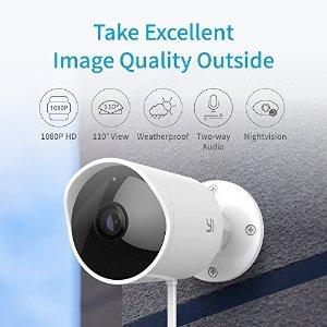 Yi1080p智能室外摄像头