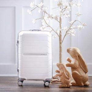 低至2折 封面款$69.99最后一天:新秀丽官网行李箱无门槛抄底大促,登机箱$60起