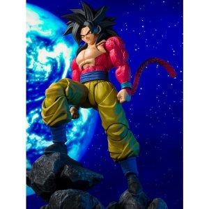 $60.00Bandai Spirits S.H.Figuarts Super Saiyan 4 Son Goku