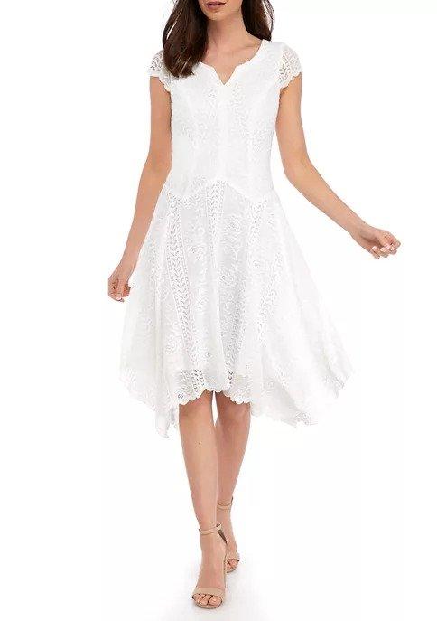 超仙小白裙