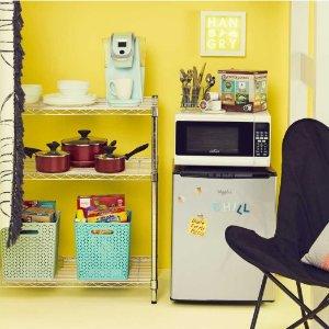 大学邮箱注册可享8.5折Target 开学季家居用品、日用品热卖