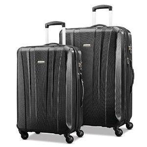 $129.99新秀丽 Pulse Dlx 时尚轻质行李箱2件套 20+28寸