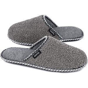 7-8HomeTop 毛绒拖鞋