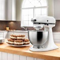 KitchenAid 经典4.5夸脱立式搅拌机 2色可选