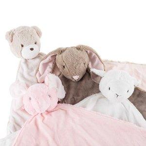 $11.99(原价$32) 超萌超可爱Trademark Global 婴儿毯3.8折热卖