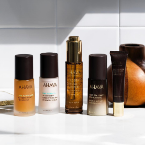 50% Off$75+ purchase & Free Gift @ AHAVA