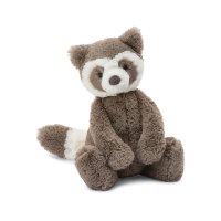 Jellycat 小浣熊毛绒玩具