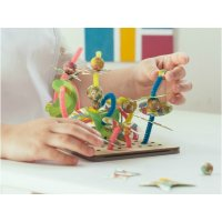 kiwico 小小艺术家,适合3-4岁