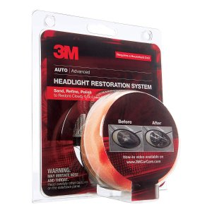 3M Auto Advanced Headlight Restoration System