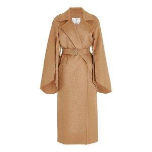Max MaraMilano Belted Wool Coat