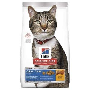 HILL'SScience Diet Feline Oral Care Cat Food猫粮