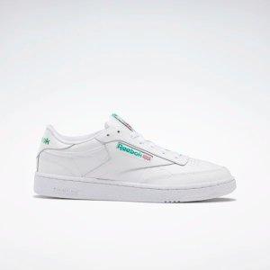 Club C 85 白绿小白鞋