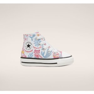 Converse​Underwater Party Chuck Taylor All Star Toddler HighTopShoe..com